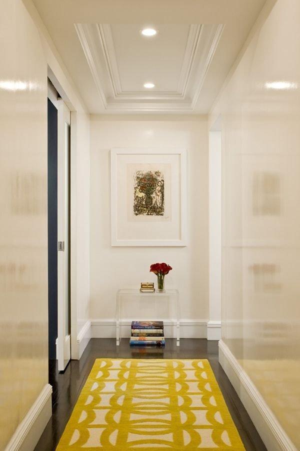 Фотография: Прихожая в стиле Прованс и Кантри, Малогабаритная квартира, Интерьер комнат, Советы, Зеркала – фото на InMyRoom.ru