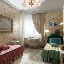 """Фото из портфолио Дизайн интерьера квартиры ЖК «Белый Парк"""" – фотографии дизайна интерьеров на InMyRoom.ru"""