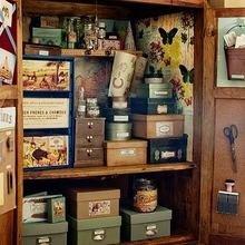 Фото из портфолио Коробки и ящики для хранения – фотографии дизайна интерьеров на INMYROOM