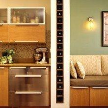 Фотография: Кухня и столовая в стиле Современный, Декор интерьера, DIY, Квартира – фото на InMyRoom.ru