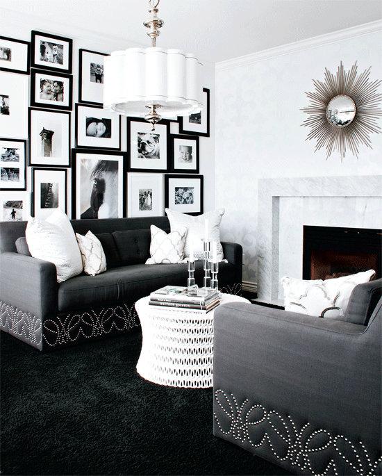 Фотография: Прочее в стиле , Гостиная, Классический, Современный, Декор интерьера, Интерьер комнат – фото на InMyRoom.ru