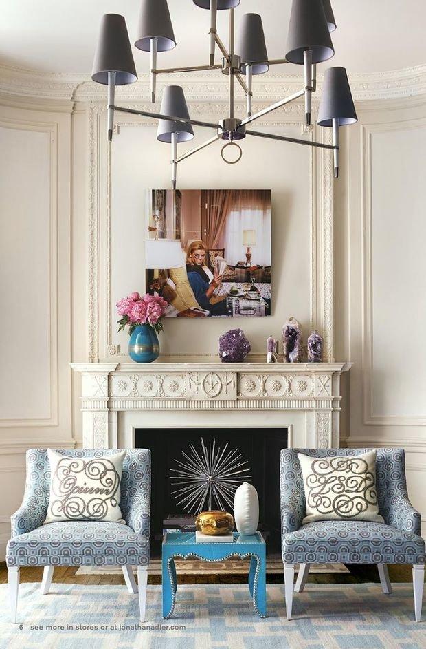 Фотография: Прочее в стиле , Классический, Декор интерьера, DIY, Мебель и свет, Советы, Люстра – фото на InMyRoom.ru
