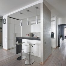 Фото из портфолио Квартира 122 м2 – фотографии дизайна интерьеров на InMyRoom.ru