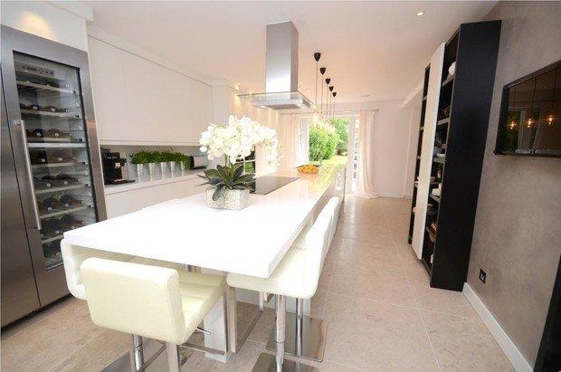 Фотография: Кухня и столовая в стиле Хай-тек, Стиль жизни, Советы – фото на InMyRoom.ru