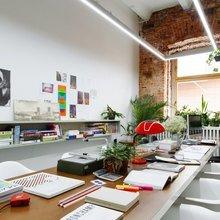 Фото из портфолио Офис архитектурного бюро Crosby Studios  – фотографии дизайна интерьеров на InMyRoom.ru