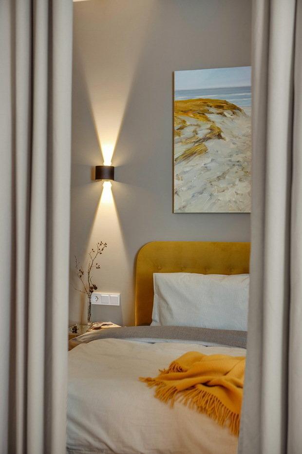 Фото из портфолио Стильная квартира для сдачи в аренду в Москве – фотографии дизайна интерьеров на INMYROOM