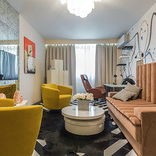 Фотография: Гостиная в стиле Современный, Декор интерьера, Интерьер комнат – фото на InMyRoom.ru