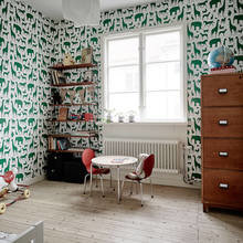 Фото из портфолио  Bäckgatan 27 B – фотографии дизайна интерьеров на INMYROOM