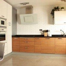 Фотография: Кухня и столовая в стиле Современный, Испания, Дизайн интерьера, Ретро, Средиземноморский, Футуризм – фото на InMyRoom.ru
