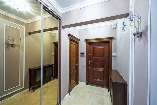 Фото из портфолио Реализованный дизайн-проект квартиры на Университете – фотографии дизайна интерьеров на INMYROOM