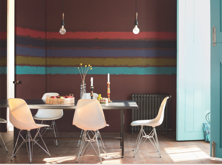 Фотография: Кухня и столовая в стиле Скандинавский, Декор интерьера, Дизайн интерьера, Цвет в интерьере, Dulux, Akzonobel – фото на InMyRoom.ru