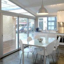 Фотография: Кухня и столовая в стиле Лофт, DIY, Дом, Дома и квартиры, Переделка – фото на InMyRoom.ru