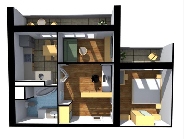 Фотография: Планировки в стиле , Квартира, Перепланировка, перепланировка двухкомнатной квартиры, двушка, ЖК ART, ИП-46с, перепланировка двушки, идеи для двухкомнатной квартиры, П-3/16, II-18/9, И-522А, II-02, II-68-03, И-1724, Сталинка, Панельный дом, Хрущевка, Кирпичный дом, Монолитный дом, Блочный дом – фото на InMyRoom.ru