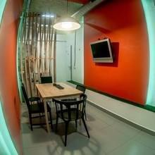 Фотография: Офис в стиле Кантри, Лофт, Современный, Офисное пространство, Дома и квартиры – фото на InMyRoom.ru