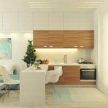 Фото из портфолио Проект квартиры-студии – фотографии дизайна интерьеров на InMyRoom.ru