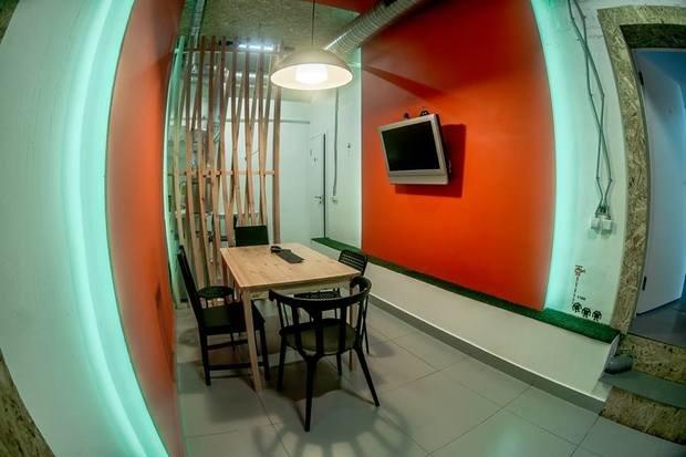 Фотография: Офис в стиле Прованс и Кантри, Лофт, Современный, Офисное пространство, Дома и квартиры – фото на InMyRoom.ru