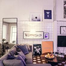 Фото из портфолио Ультрасовременная квартира в Стокгольме – фотографии дизайна интерьеров на InMyRoom.ru