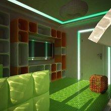Фото из портфолио Моя переделанная типовая однушка – фотографии дизайна интерьеров на InMyRoom.ru