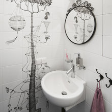 Фото из портфолио Квартира на Проспекте мира – фотографии дизайна интерьеров на InMyRoom.ru