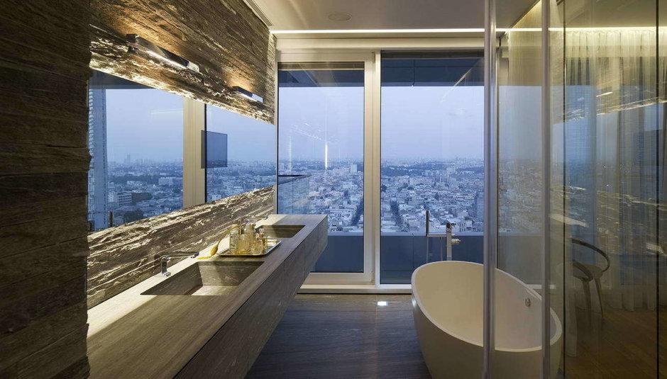 Фотография: Ванная в стиле Современный, Декор интерьера, Квартира, Дома и квартиры, Тель-Авив – фото на InMyRoom.ru