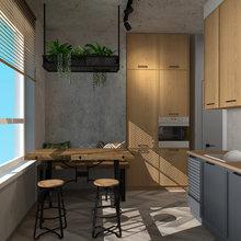 Фото из портфолио Квартира ЖК River Park, г. Москва – фотографии дизайна интерьеров на INMYROOM