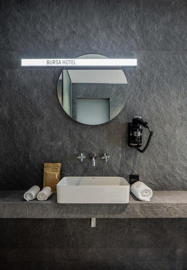 Фотография: Ванная в стиле Хай-тек, Минимализм, Советы, Duravit, гостиничные ванные, ванные в отелях – фото на INMYROOM