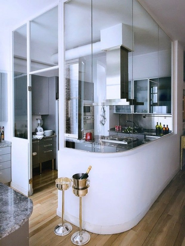Фотография: Кухня и столовая в стиле Современный, Индустрия, Новости – фото на InMyRoom.ru