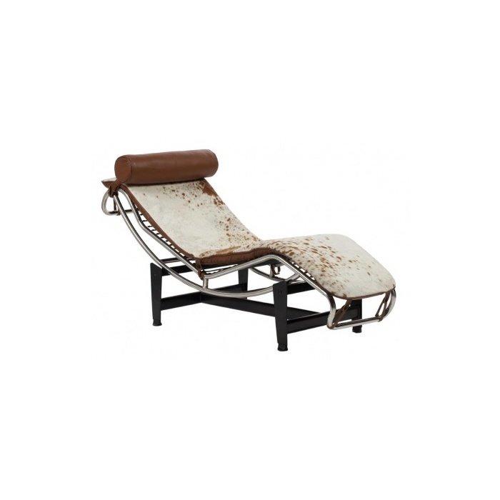 Кушетка Le Corbusier Chaise Lounge Pony
