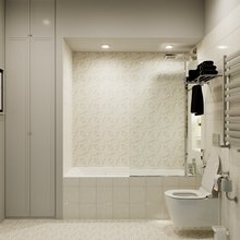 Фото из портфолио Элегантная ванная комната – фотографии дизайна интерьеров на INMYROOM