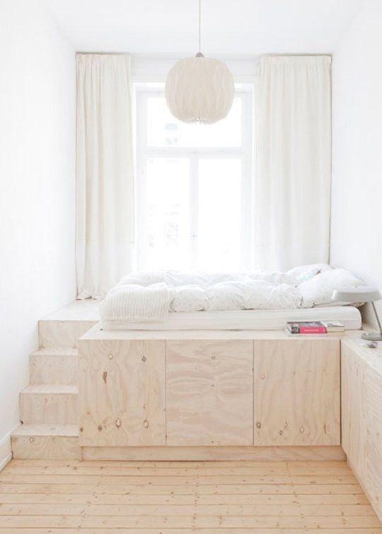 Фотография: Спальня в стиле Скандинавский, Минимализм, Советы – фото на InMyRoom.ru