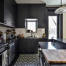 Фото из портфолио Таунхаус в Бруклине - бытие определяет сознание – фотографии дизайна интерьеров на INMYROOM