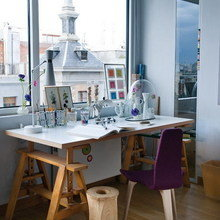 Фотография: Мебель и свет в стиле Эко, Квартира, Дома и квартиры – фото на InMyRoom.ru