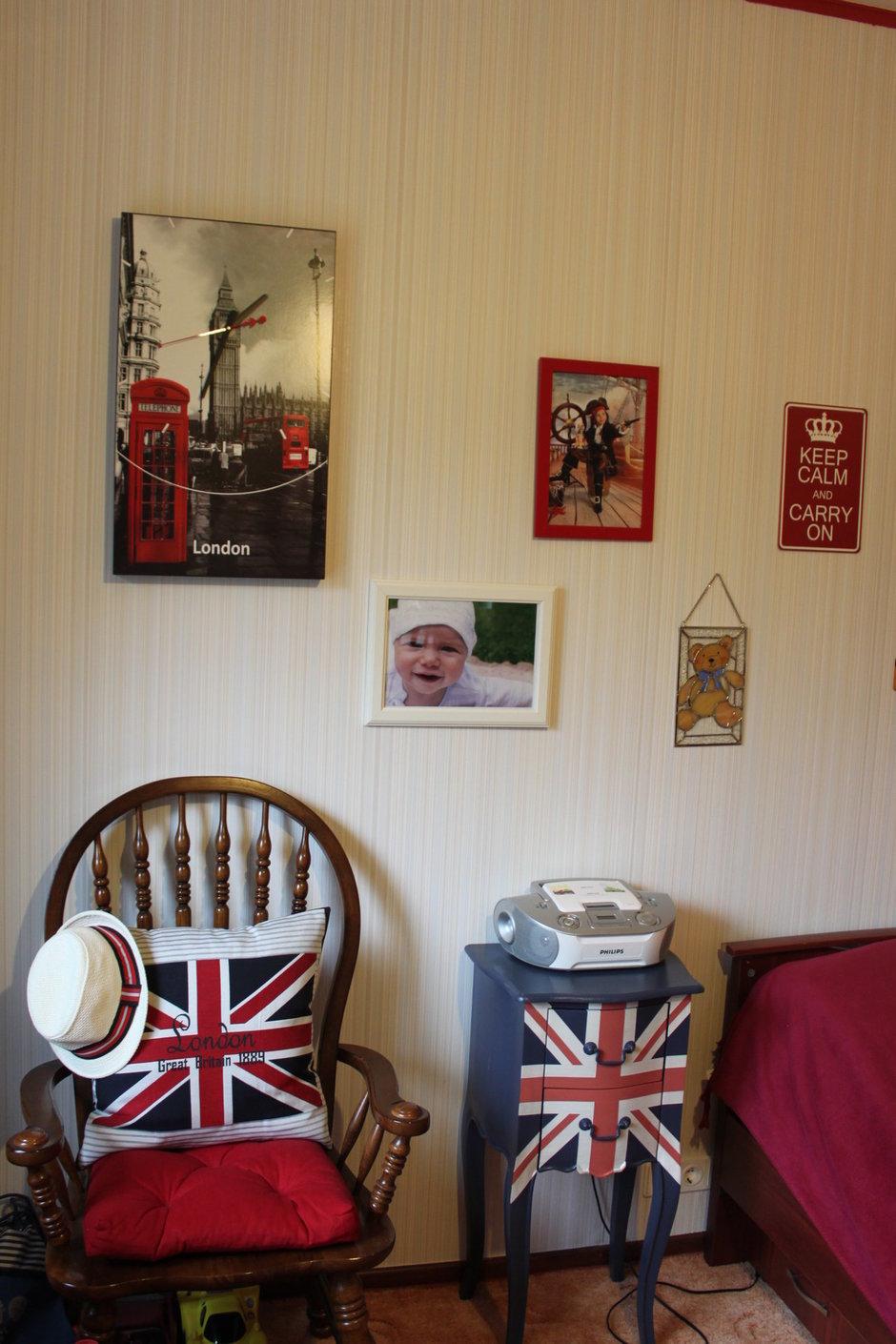 Фотография: Декор в стиле Современный, Детская, Декор интерьера, Интерьер комнат, IKEA, Dulux – фото на InMyRoom.ru