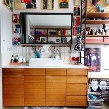 Фото из портфолио Самая красочная квартира!!! – фотографии дизайна интерьеров на InMyRoom.ru