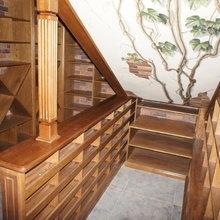 Фото из портфолио Винная комната – фотографии дизайна интерьеров на INMYROOM