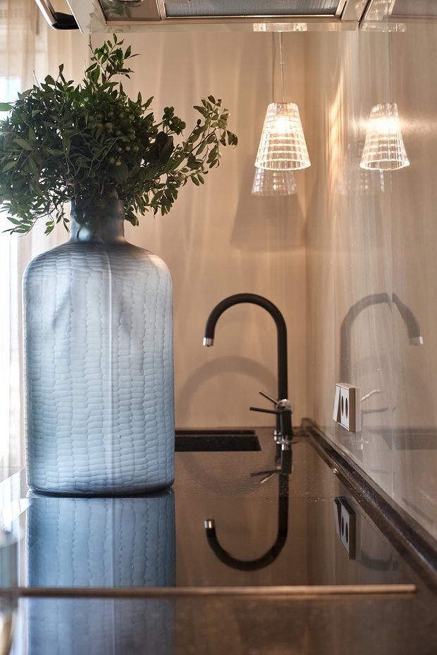 Фото из портфолио Квартира, Краснопутиловская – фотографии дизайна интерьеров на INMYROOM