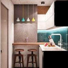 Фото из портфолио Кухня лофт – фотографии дизайна интерьеров на InMyRoom.ru