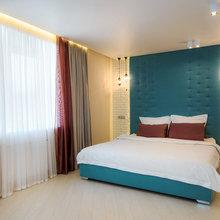Фото из портфолио Проект 97 Двухкомнатная квартира для молодой семьи – фотографии дизайна интерьеров на INMYROOM