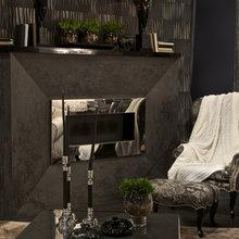 Фото из портфолио Пледы Elizabeth Douglas в интерьере – фотографии дизайна интерьеров на InMyRoom.ru