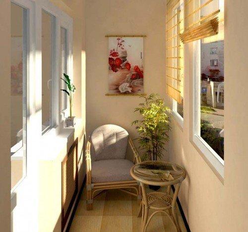 Фотография: Балкон в стиле Восточный, Ремонт на практике, как утеплить балкон – фото на InMyRoom.ru
