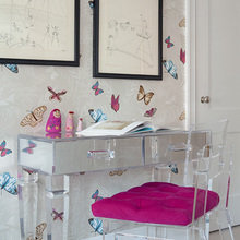 Фотография: Детская в стиле Эклектика, Классический, Квартира, Дома и квартиры, Ар-деко – фото на InMyRoom.ru