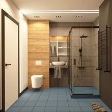 Фото из портфолио Мои проекты – фотографии дизайна интерьеров на INMYROOM