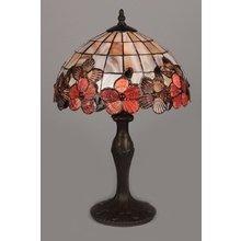 Настольная лампа Omnilux из металла и стекла