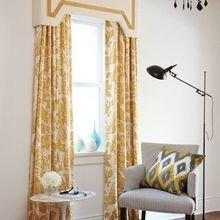 Фотография: Декор в стиле Эклектика, Декор интерьера, Текстиль, Окна – фото на InMyRoom.ru
