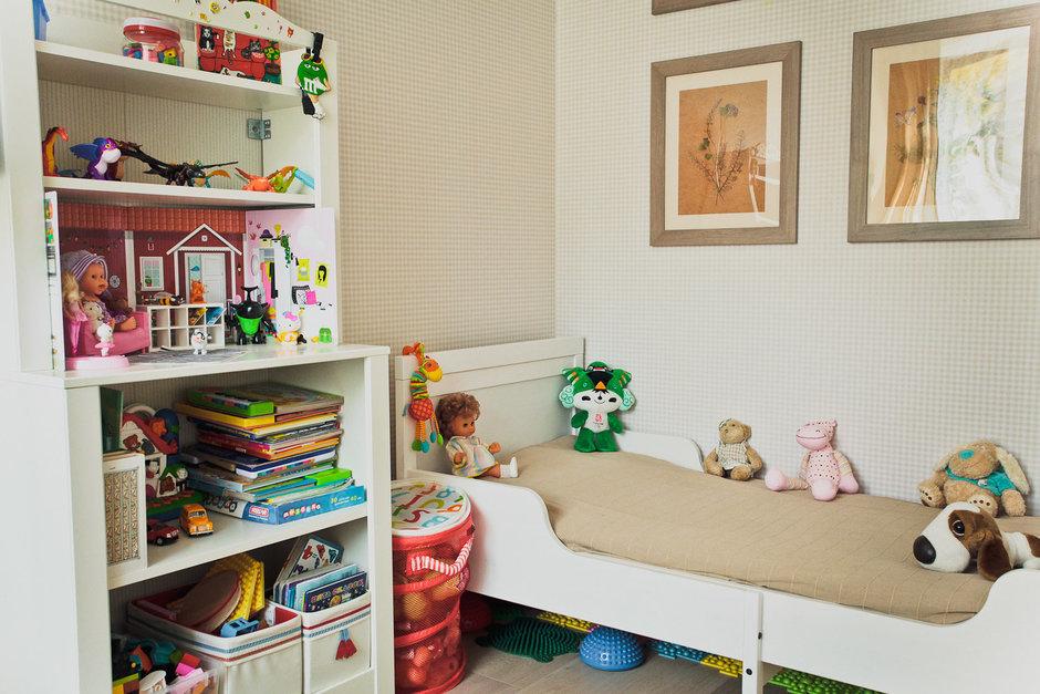 Фотография: Спальня в стиле Скандинавский, Квартира, Дома и квартиры, IKEA – фото на InMyRoom.ru