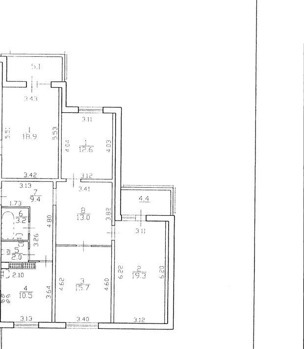Объединить стилистичести холл и гостинную