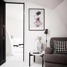Фото из портфолио Прекрасный Скандинавский Дуплекс – фотографии дизайна интерьеров на InMyRoom.ru