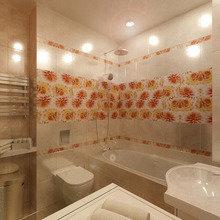 Фото из портфолио Скандинавский стиль в однокомнатной квартире – фотографии дизайна интерьеров на INMYROOM