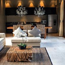 Фотография: Гостиная в стиле Эклектика, Эко, Дом, Дома и квартиры, Городские места, Бали – фото на InMyRoom.ru