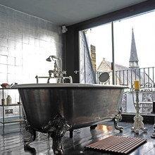 Фотография: Ванная в стиле , Дом, Дома и квартиры – фото на InMyRoom.ru